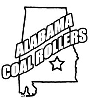 Alabama Coal Rollers Decal