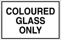 Coloured Glass Only