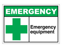 ANSI Emergency Equipment