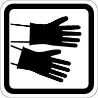 Must Wear Gloves