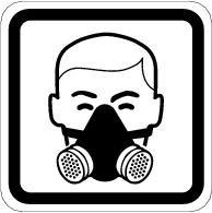 Must Wear Respirator