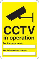 ANSI CCTV In Operation