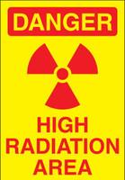 Danger High Radiation Area