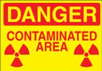 Danger Contaminated Area