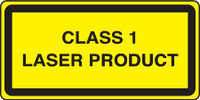 Class 1 Laser Product 1