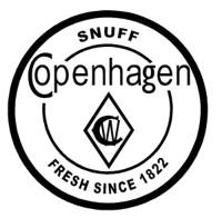 Copenhagen Decal