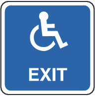 Disabled Exit