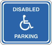 Disabled Parking 1