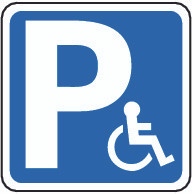Disabled Parking 3