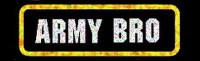 Army Bro - Bumper Sticker