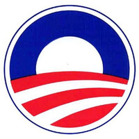 Obama Emblem -  Bumper Sticker