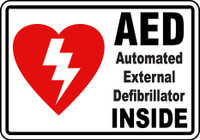 Automated External Defibrillator Inside (AED Inside)