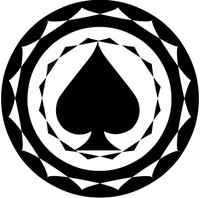 Ace Of Spades Decal #1