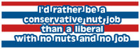 I'd Rather Be a Conservative...