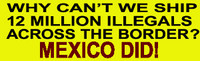 Mexico Did! Sticker