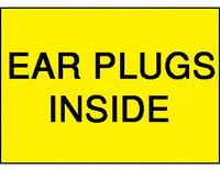 Earplugs Inside