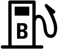BioDiesel Fuel Symbol