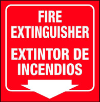 Fire Extinguisher (Bilingual)
