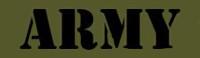 Army Tape- Bumper Sticker