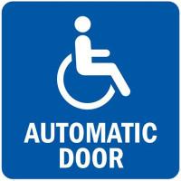 Automatic Door Handicap Access