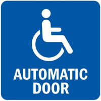 Automatic Door Handicap Access