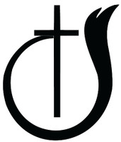 Church Of God - Black & White -  Bumper Sticker