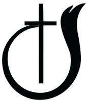 Church Of God - Black & White -  Bumper Sticker