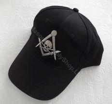 Mortality Masonic Baseball Hats