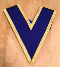Grand Lodge Officers Undress (Past) Collar