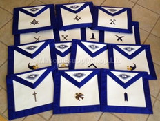 Officer Aprons  Style 1