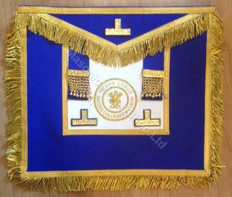 Grand Lodge Dress Aprons  B.C ( Sitting)