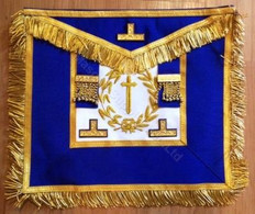Grand Lodge  Officer Aprons   style F