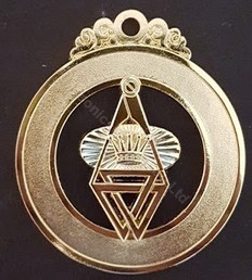 Royal Arch Past Grand Chapter Officer Collar Jewels