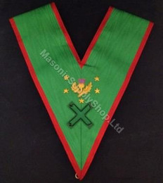 Scottish Rite 29th Degree Collar