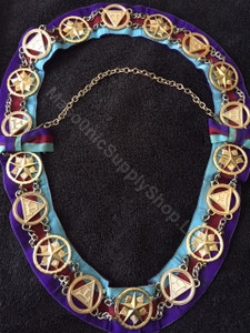 Royal Arch Chain collars