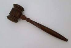 Womans Chairmans Style Gavel
