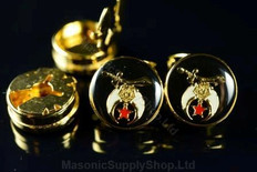 Set of 4 Shrine Button Covers