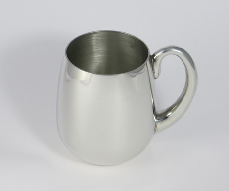 Crafted Cup's Stout tankard: Front profile