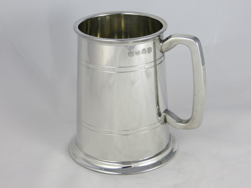 Crafted Cup's Double-lined tankard: Front profile