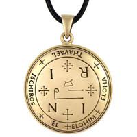 Grimoire of Armadel Archangel Thavael Sigil Talisman