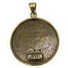 Bronze Sigil of Archangel Uriel Enochian Talisman Amulet Angel Jewelry