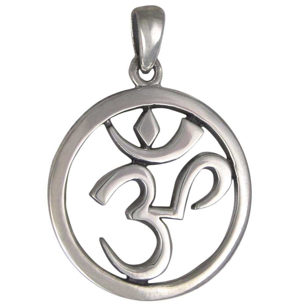 Om Shanti Spinner-Ring (drehbar), mantra schmuck |shanti ...