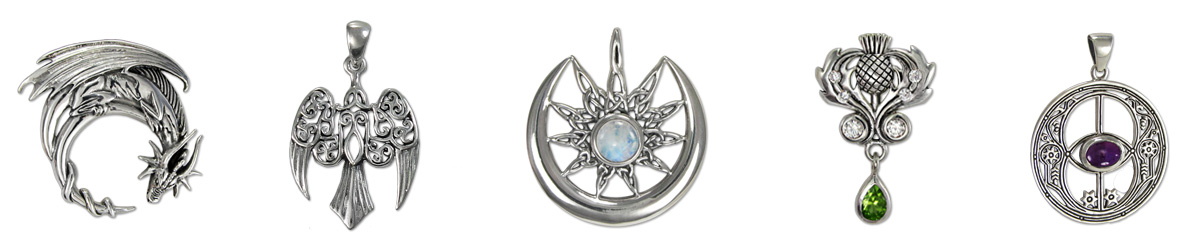 Moonlight mysteries mystical gifts accessories mystical and mythological jewelry aloadofball Choice Image