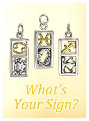 Zodiac Sign Jewelry