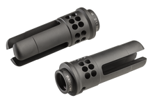 Surefire WARCOMP-762-5/8-24 HYBRID MUZZLE BRAKE/FLASH HIDER