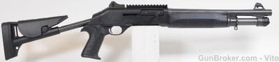Benelli M4 Entry Short Barrel Shotgun 12ga