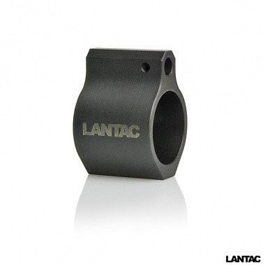 Lantac GB750-S Ultra Low Profile Gas Block, AR-15 Gas Block, Low Profile Gas Block, AR Gas Block, LANTAC