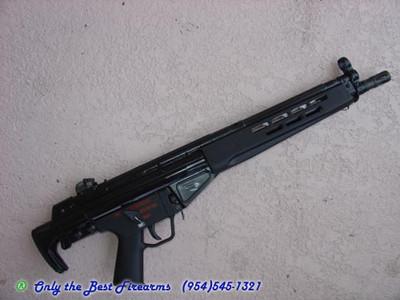 Heckler & Koch, HK, HK G3K, Heckler and Koch G3K, Heckler & Koch G3k, g3k machine gun, g3k machine gun for sale, g3k machine gun transferable