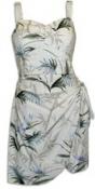 Hawaiian Sarong Dresses