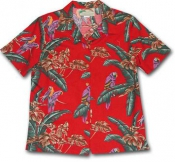 Women's Hawaiian Camp Shirts